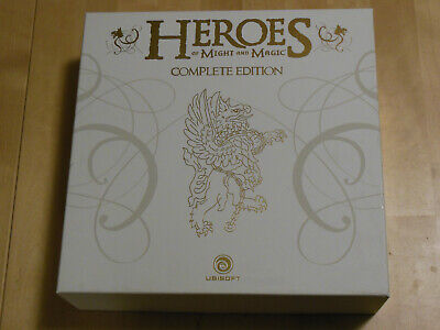 Heroes of Might and Magic Complete Collection (PC, CD, Big (Heroes Of Might And Magic Complete Collection)