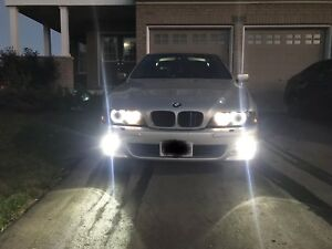 Bmw 528i m-package