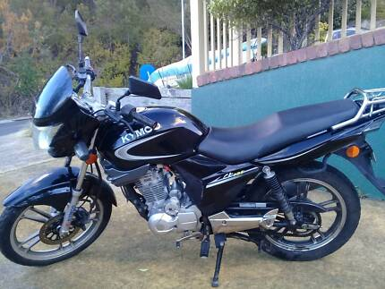 *LAMS Approved* 2009 Kymco Ck125 Motorcycle