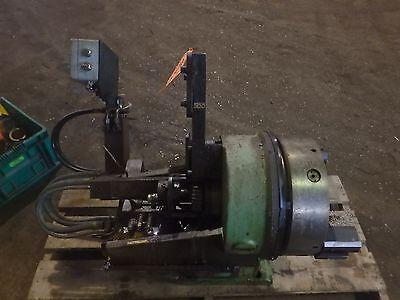 Traub Tns-6580d Cnc Lathe Milling Center Tool Changer - Part 1