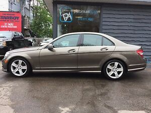 Mercedes c300 4 matic 82000km