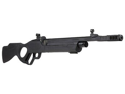 Hatsan Vectis .25 PCP Lever Action Repeater Air Rifle, Synth Stock - HGVectis25