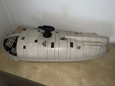 Star Wars Vintage Kenner Rebel Transport Ship With Original Box