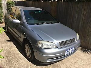 Unregistered 2004 Holden Astra Annerley Brisbane South West Preview
