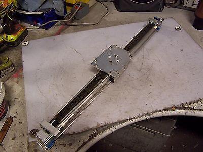 Festo Dgpl-25-600-ppv-a-kf-b Pneumatic Linear Actuator 31-58l 22-12 Travel
