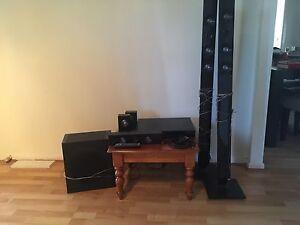 Samsung home theatre speakers set Cranebrook Penrith Area Preview