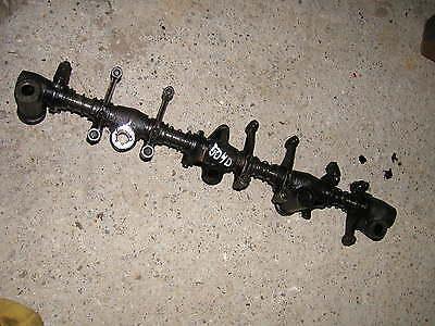 Farmall 504 Diesel Rowcrop Tractor Orignal Ih Engine Motor Rocker Arm Assembly