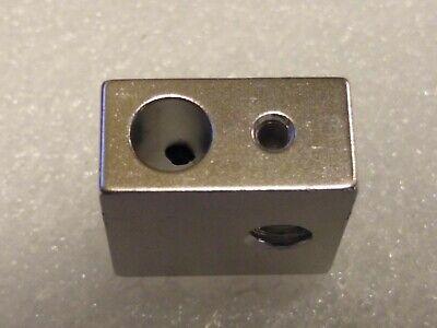 Anet A8 A2 A6a Aluminum Heater Heating Block Hot End Makerbot Mk7 Mk8 3d Printer