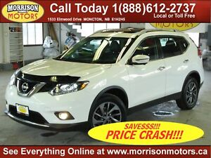 2016 Nissan Rogue SL Premium AWD, All Options!
