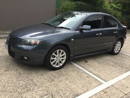 Mazda 3 Maxx Sport BK series 2, 2008 Richmond Yarra Area Preview