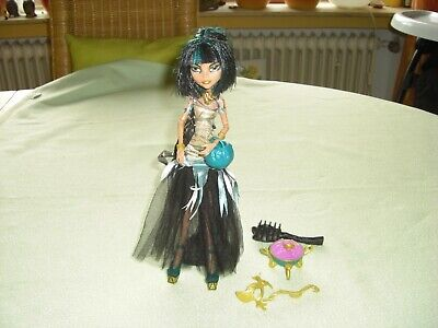 monster high puppe Cleo de Nile Ghols Rule Kostümparty - Cleo De Nile Kostüm Zubehör