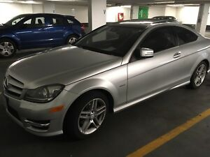 Mercedes Benz C250 Coupe