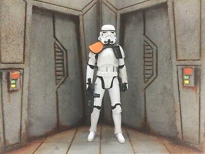 Star Wars Diorama Backdrop CUSTOM Resin for 3 3/4 figures Not Incl GI JOE ARAH
