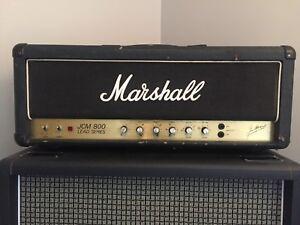1983 Marshall JCM 800 2203 Amp Head