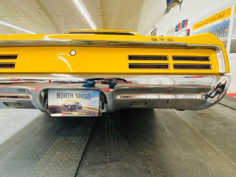 Image 22 Voiture Américaine de collection Pontiac GTO 1967