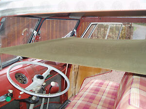 German Quality Child Bunk or Cab Storage 4 VW T2 Type 2 Split Window+fitting kit