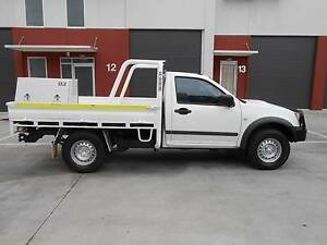 2011 Isuzu D-Max Ute Fairfield Darebin Area Preview
