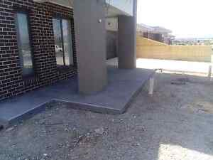 Concrete driveways and footpaths Cranbourne Casey Area Preview