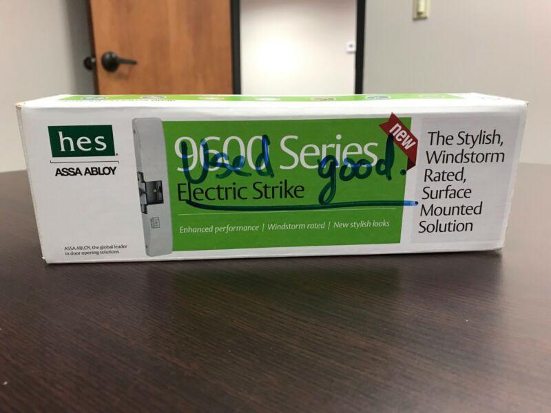 Assa Abloy 9600 Series Electric Strike