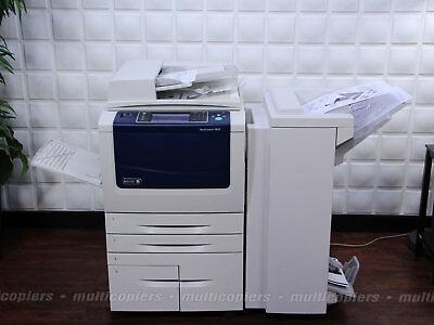 Xerox Workcentre 5855 Mono Mfp Printer Copier Scanner Email Fax  5845