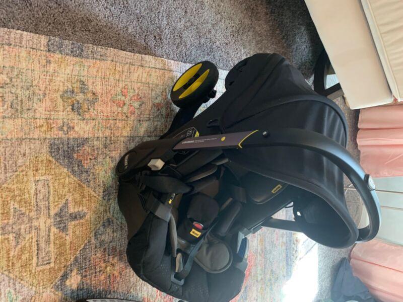 Doona + car start stroller