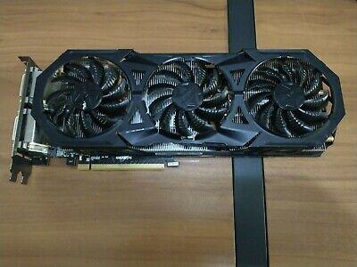 Gigabyte Nvidia GeForce GTX 960 4GB GPU VRAM Graphics Card PC Gaming Used