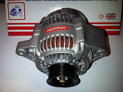 TURBO ALTERNATOR BRAND NEW 12V 115A 1999-2005 PVR5 MG ZT 1.8 /& ROVER 75 1.8