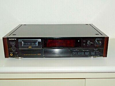 Sony DTC-59ES High-End DAT-Recorder in Schwarz, generalüberholt 2 Jahre Garantie segunda mano  Embacar hacia Spain