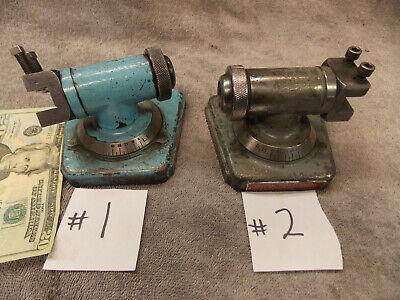 Boyar Schultz Model G Box Tool Bit Universal Grinding Fixture Machine Sharpen