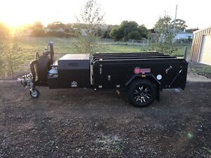 Camper Trailer - fully off-road capable - Mars Extremo