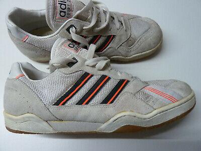 White Court (Adidas Court Trainer Gr. 43 / US 9 / 26,5 cm Artikel # 072592 white gray)