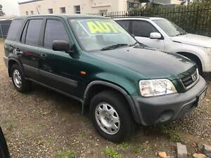 2000 Honda CR-V SPORT Automatic SUV Rosewater Port Adelaide Area Preview