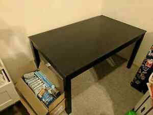 Ikea dining table almost new only ask for 80 Macquarie Park Ryde Area Preview