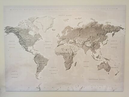 World map picture