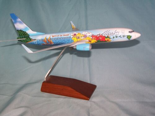 ALASKA AIRLINES  737- 800 1:130 SPIRIT OF THE ISLANDS  SKYMARKS - EXECUTIVE