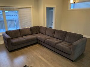 Sectional Couch - Damage on Cushion