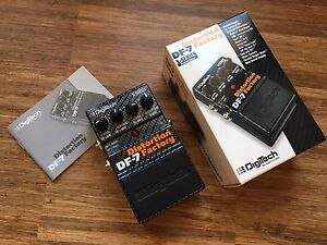 Digitech DF-7 Distortion