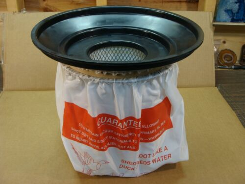 NEW Pullman Holt Model 45 HEPA filter B702340 45HEPA w/ Never Clog sock