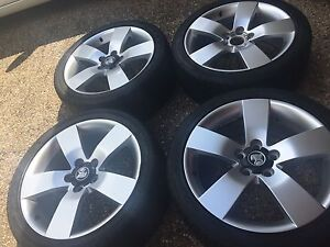19 inch tyres and rims for sale Redland Bay Redland Area Preview