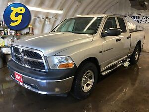 2011 Ram 1500 QUADCAB*4WD*HEMI***4 BRAND NEW ZEETEX AT1000 LT TI