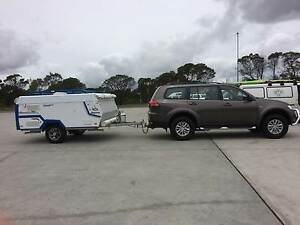 Jayco Swift Camper Trailer Wallsend Newcastle Area Preview