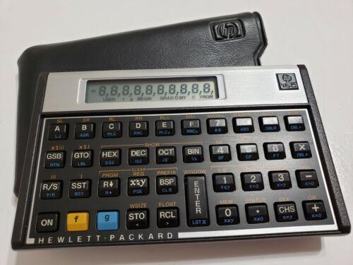 HP 16C Hewlett Packard Calculator in Excellent Condition.