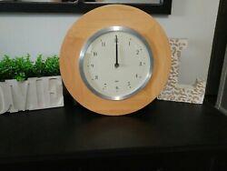 Target Wood Wall Clock