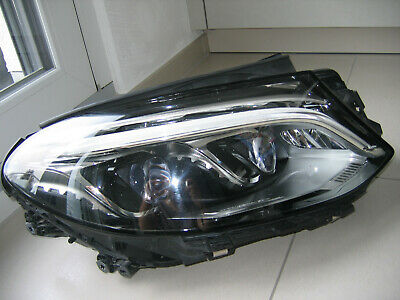 Orig. Mercedes W166  LED Multibeam Scheinwerfer GLE CoupeC292 Rechts A1669064003