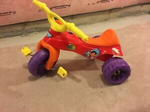 Fischer Price Dora Tricycle