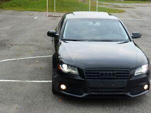 Audi a 4  PREMIUM Quattro ALL BLACK