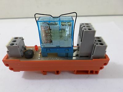 Used Finder 02 Type 40.52 Relay