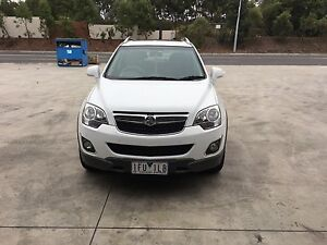 2012 Holden Captiva Wagon Roxburgh Park Hume Area Preview