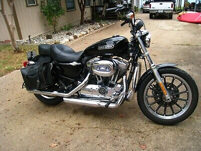 2010 Harley-Davidson Sportster  2010 Harley Davidson Sportster 1200 Well Maintained New Tires Saddlebags