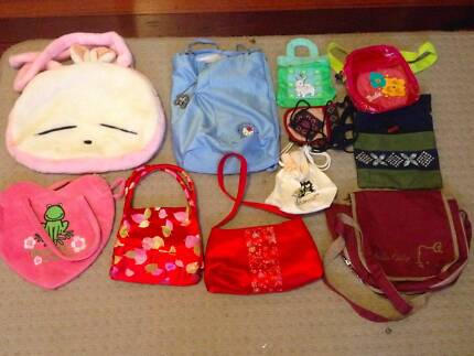 Lots of Children's bags 4 sale Waterford South Perth Area Preview